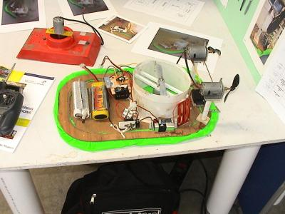 picture of Hover Craft Project