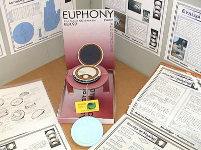 picture of 'Euphony' CD player