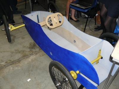 photograph of Pedal Car - click for fullsize image