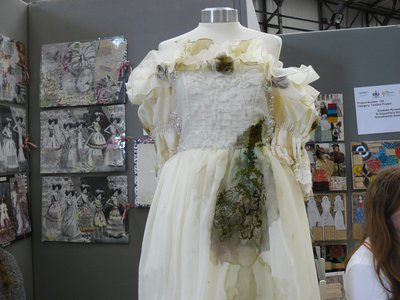 picture of 1980s Miss Haversham