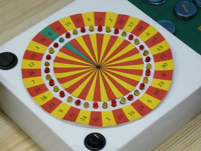 picture of Roulette Wheel
