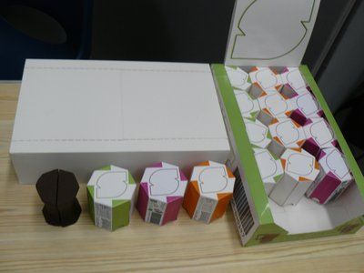 picture of Chocolate Packaging and Point of Purchase