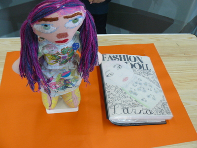 picture of Fashion Doll