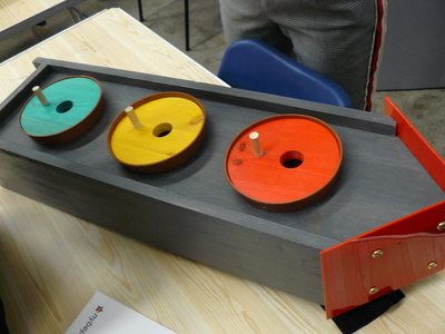 picture of Traffic Light Bird Box