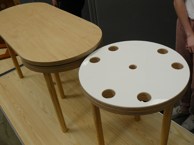 picture of Interlocking stools
