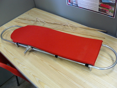 picture of Emergency Stretcher